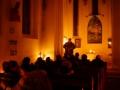 Rozjímání v kapli