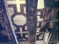 Původní kazetové stropy