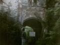 Vstupní brána v 90.letech