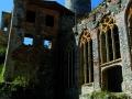 Rytířský sál s věží