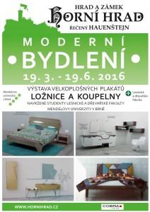 Moderní bydlení_výstava Horní hrad