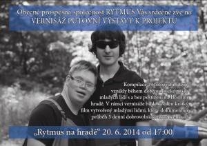 RYTMUS NA HRADĚ_vernisáž