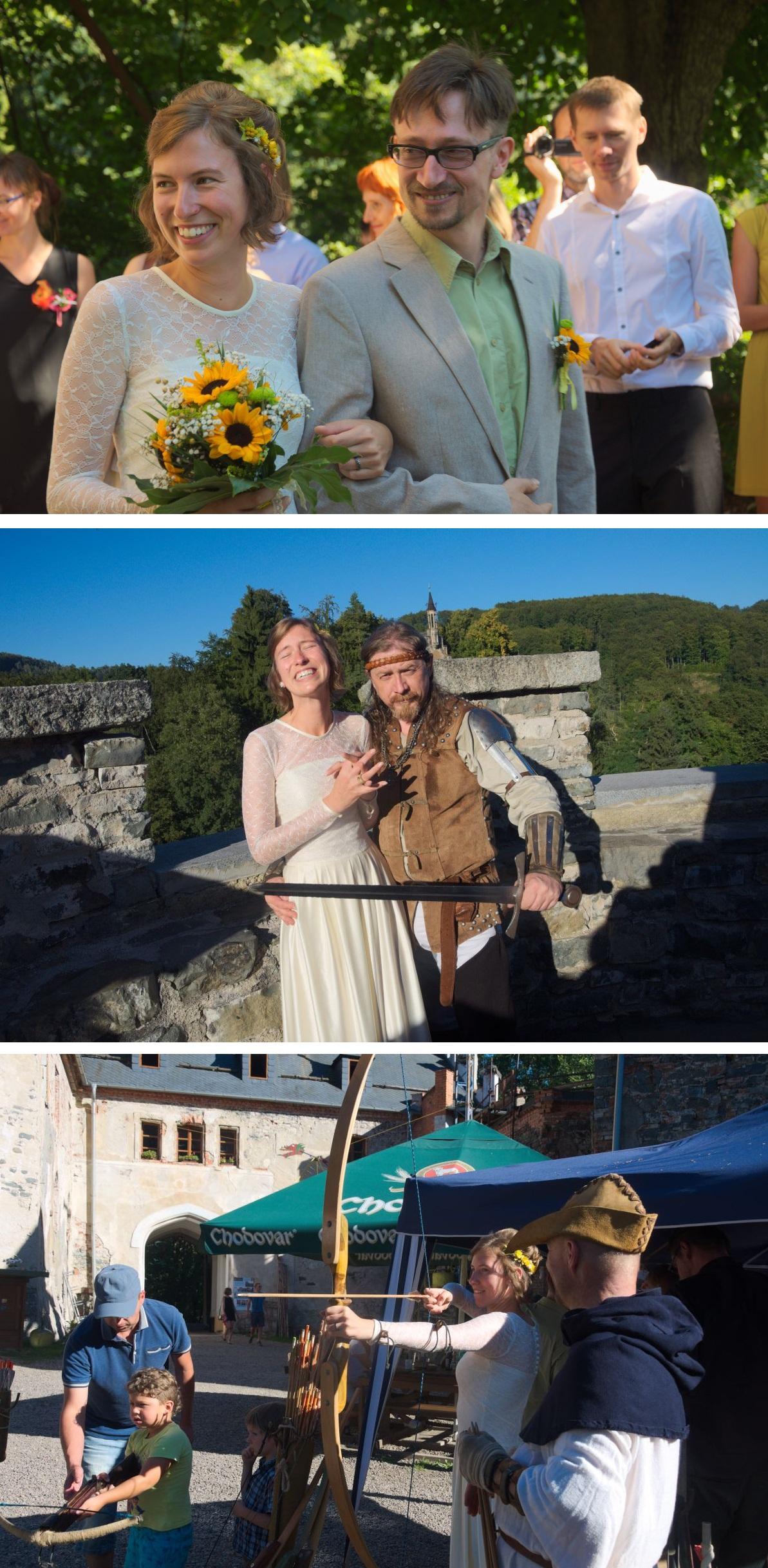 Svatba Bezdíčkovi 2016