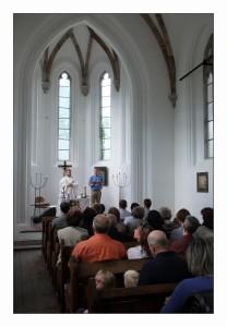 svěcení kaple