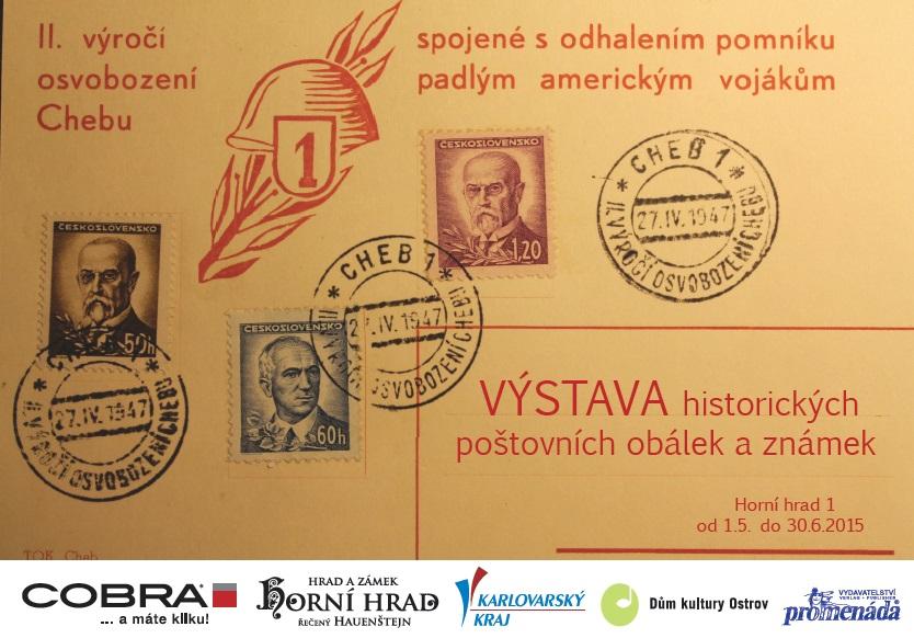 výstava známek a obálek_2015